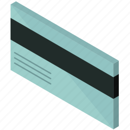 card, credit, finance, money, payment icon