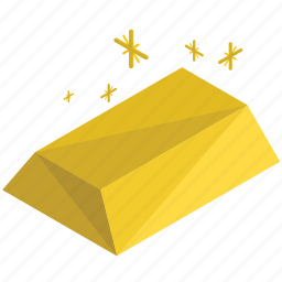 finance, gold, money, payment, value, worth icon