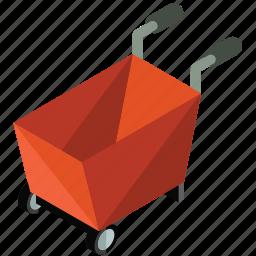 finance, kart, online, shop, shopping icon