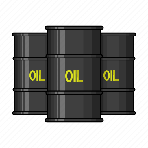 barrel, business, dollar, extraction, oil, quotation icon