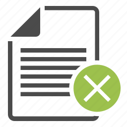 business, document, file, files, list, page, text icon