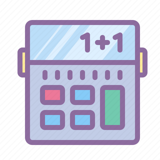 calculator, finance, math, multiplication, numbers, plus icon