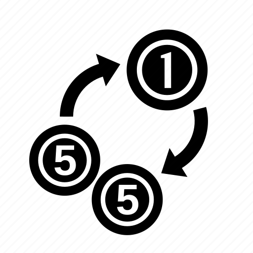 cents, coin, currency, dollar, exchange, money, payment icon