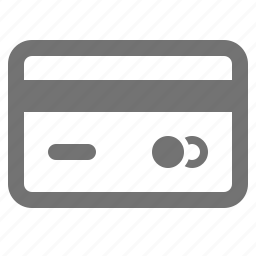 back, banking, card, credit, finance, magnetic strip, payment icon