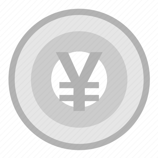 coin, currency, japanese, jpy, money, payment, yen icon