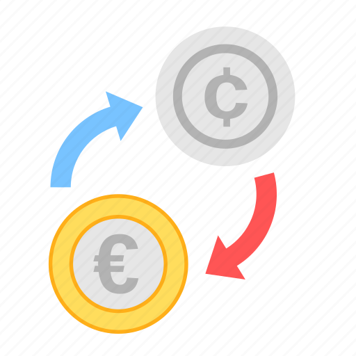 cent, coin, currency, euro, exchange, money, payment icon