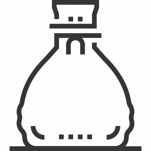 bank, cash, income, investment, money bag, revenues, savings icon
