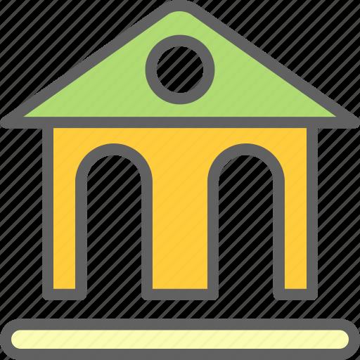 bank, business, economy, finance icon