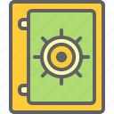 box, business, deposit, economy, finance icon