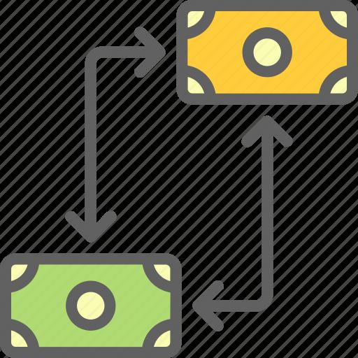 Business, economy, exchange, finance, money icon - Download on Iconfinder