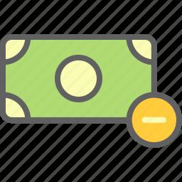 business, economy, finance, outcome icon