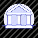 building, bank, money, edifice, finance