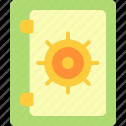 box, business, deposit, economy, finance icon
