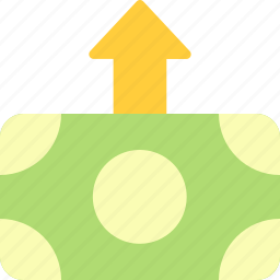 business, economy, finance, transfer icon