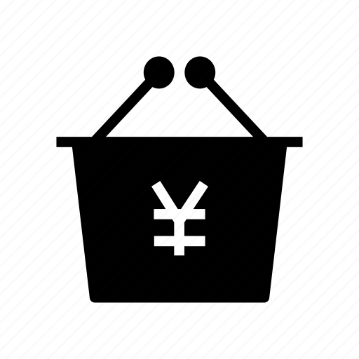 basket, buy, payment, shopper, shopping icon