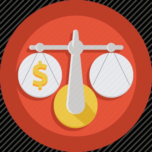 balance, dollar, money icon