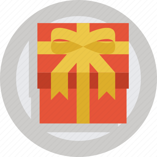 christmas, gift, offer, present, surprise icon