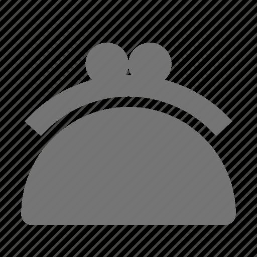 coin purse, purse icon