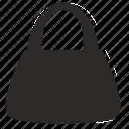 bag, money, purse, woman icon