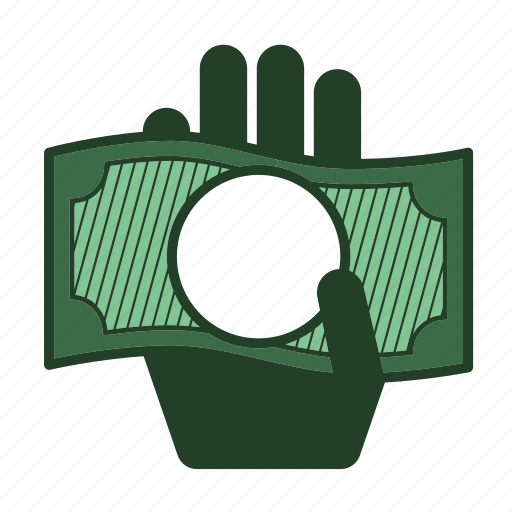 banking, dollar, exchange, finance, financial, money, payment icon