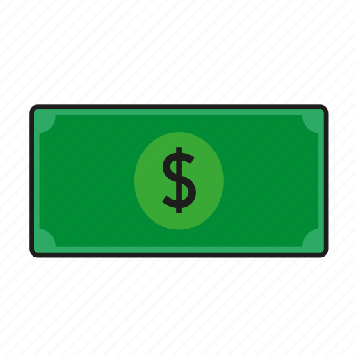 business, coin, dollar, ecommerce, finance, financial, note, payment, shopping icon