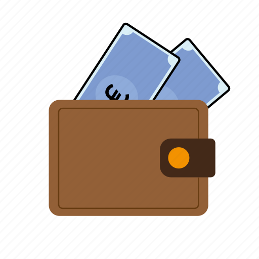 business, card, cash, credit, euro, finance, note, payment icon