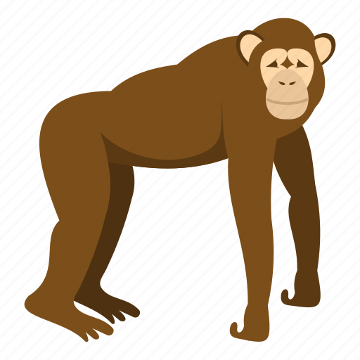 animal, mammal, monkey, nature, primate, wild, wildlife icon