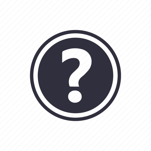 assistance, help, question, question mark icon