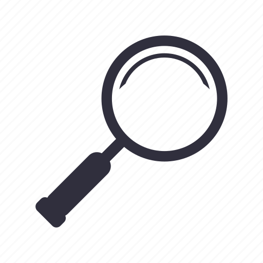 find, found, glass, look for, magnifying, search icon
