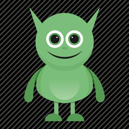 avatar, beast, cartoon, creature, funny, halloween, monster, spooky icon