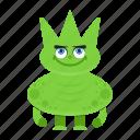 avatar, beast, cartoon, funny, halloween, monster, spooky