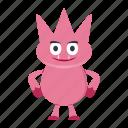 avatar, cartoon, halloween, monster, spooky icon