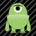 alien, avatar, cartoon, creature, halloween, monster icon