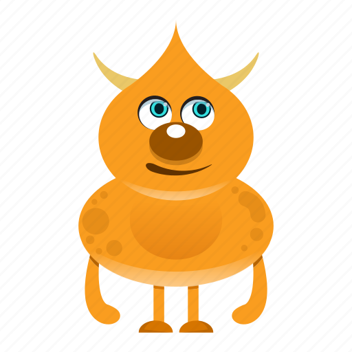 avatar, beast, cartoon, creature, cute, monster icon