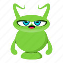 avatar, beast, cartoon, creature, devil, monster icon
