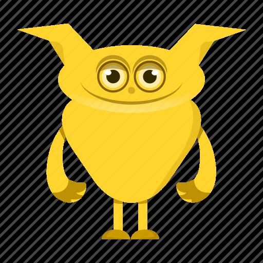 avatar, beast, cartoon, cute, halloween, monster, smile icon