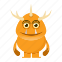 alien, avatar, beast, cartoon, creature, devil, halloween, monster icon