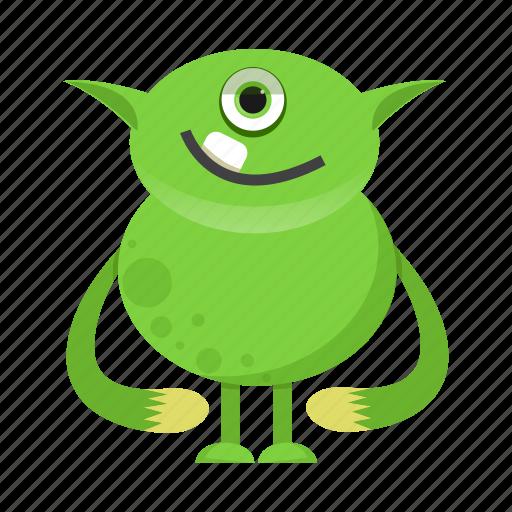 alien, avatar, beast, cartoon, creature, cute, halloween, monster icon