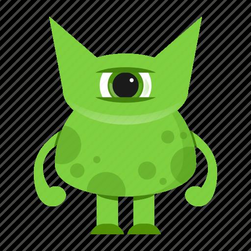 alien, avatar, beast, cartoon, creature, halloween, monster icon