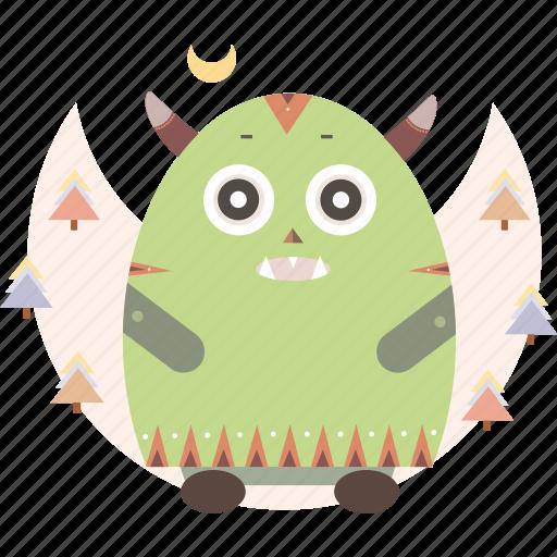 alien, avatar, halloween, monster, spooky, zombie icon