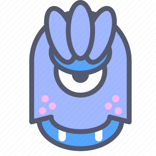 character, creature, frog, mascot icon
