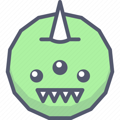 android, character, mascot, polygon, robot icon