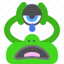 character, creature, eye, mascot, star