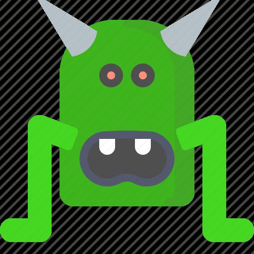 character, creature, legs, mascot icon