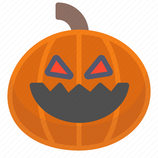 character, creature, mascot, minion, pumpkin icon