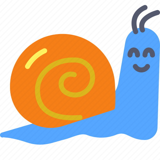 character, creature, mascot, snail icon