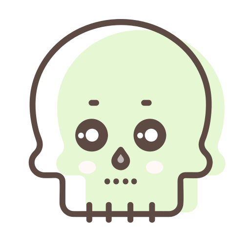 avatar, character, halloween, skeleton, skull icon