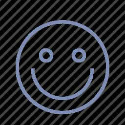 emotions, happy, joy, mood, pleased, smile, smiley icon