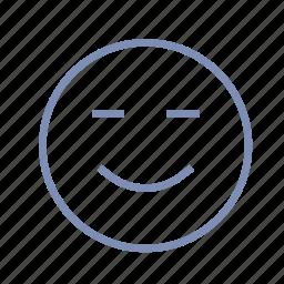 emotions, happy, jolly, joy, mood, smile, smiley icon