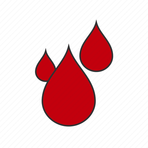 bleed, bleeding, blood, blood donor, drip, drops, medicine icon